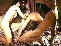 Vendimia trío MMF bisexuales