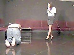 Diosa executive zweep meesteres