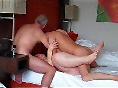 Ficken eine Schlampe Ehefrau Ball tiefen