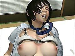 Piccolo sex anime immagini 3D