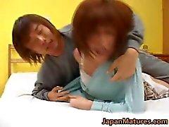 Kaori Nanba Japon olgun bebek part2 alır