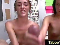 Taboo18 - Bailey ajuda Chloe seduzir seu meio-irmão