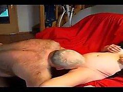 Amateur - Bisex Reife Blonde Paare - Drei Szenen