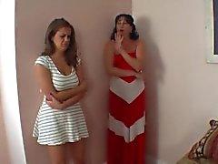 katie cummings - cock teased in chastity