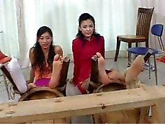 cosquilleo chino