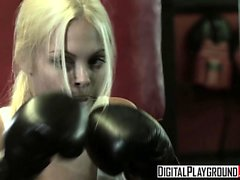 Jesse Jane Erik Everhard fuck in the ring