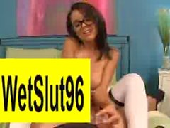 Hot female is being super naughty