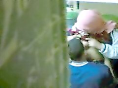indonesiennes - ngintip djelbab di de Dapur