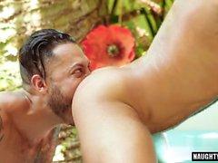 Latin гей анальный секс и лица