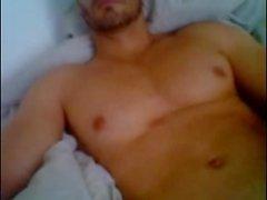David Zepeda masturba na câmara web