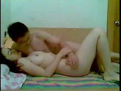 Chinesische Junges Paar Homemade - itube69
