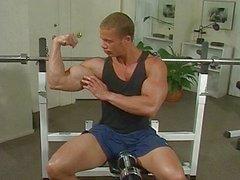 Matthew Rush Full Service Fitnessraum