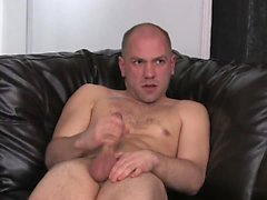 Sexy guy loves touching his private parts just for your...