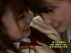 Asian Japanese Lesbian Anal sisters 02
