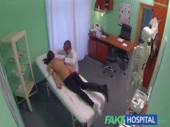 Yakalandı katili beden ile FakeHospital Gençlerin kadin doktordan kadar becerdin alıyorum