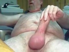 daddy on cam play and cum