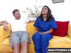 Realitykings - 8th Street Latinas - Levi Cash-Miya Stone - L