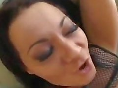 Rough gangbang sex Sandra Romain and Tony T