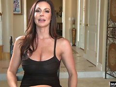 Kendra Lust on aina fantasized mies havainto ...