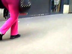 Ranska Vaaleanpunaiset beurette osittain yksi