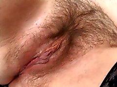 boy fuck hairy mature maid