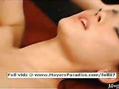 Maria Ozawa and Yuka Osawa smart Asian chicks licking