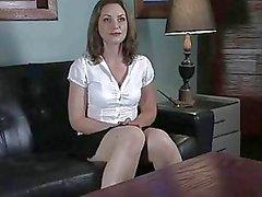 Huge tits redhead girl