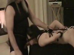 Fucking my completely attached slave Jane