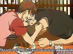 Pareja de homosexuales de Hentai Hottie tener buen sexo