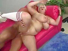 Tiffany Blake Doing Some Exercise