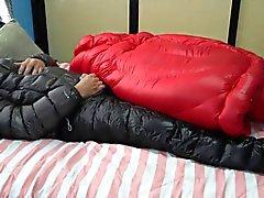 Correrse de Down de Infinity Jacket - gozada AN jaqueta