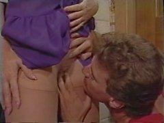 Blond Pussy Leck