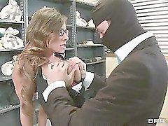 Atado y el Nalgadas en el Banco