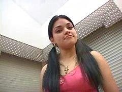 Carmen Pena latina jugendlich eins
