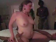 amatör stora bröst brunett