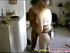 Ehemann Nimm ein Video von BBC Fick seine Frau