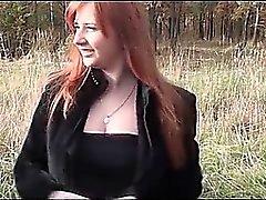 Grands sexy méchante redhead chaude salope teen