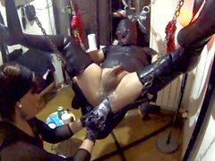 anal fist dildo training madrid