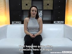 Tjeckien Casting - först trekanter i livet