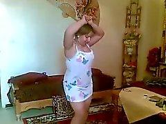 sexy Arabische dans - Nonude