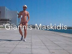 Público Urbano Nudismo Grecia (Giannis Maskidis)