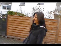 eighteen year old gal is drilled lustful germany