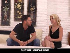 SheWillCheat - Soft Coño maduro Gets Pounded