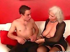 Vigoureux Mémés sexuels Compilation