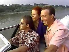 peroska dp on a boat
