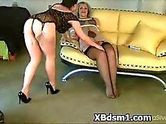 Sadomaniac BDSM Hoe Extreme rangaistuksen