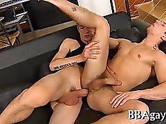 Erotic und wilde Sitzung