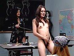 TS Sex School - Scene 1