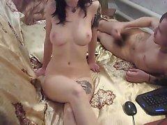 Webcam'de Babe esmer
