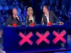 PRIVATER BOXXX - TV 01. (Italia s Got Talent )